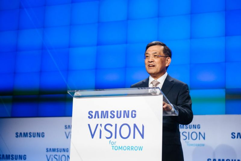 Samsung Investing in Automotive Technology