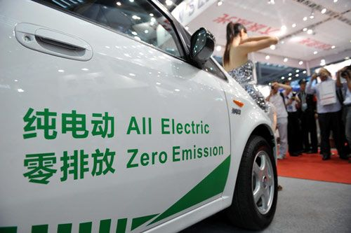 EV startups are facing stricter government control in China