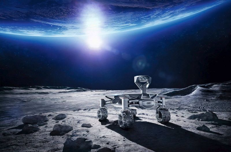Audi seeks to land its rover on the moon