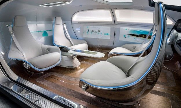 Driverless Cars – an anti-social future in the making?