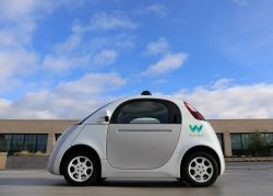 Google Launches Waymo, a Separate Self-Driving Car Entity for Autonomous Mobility