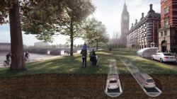 CarTube for London traffic? Some say it's too fancy to be realistic