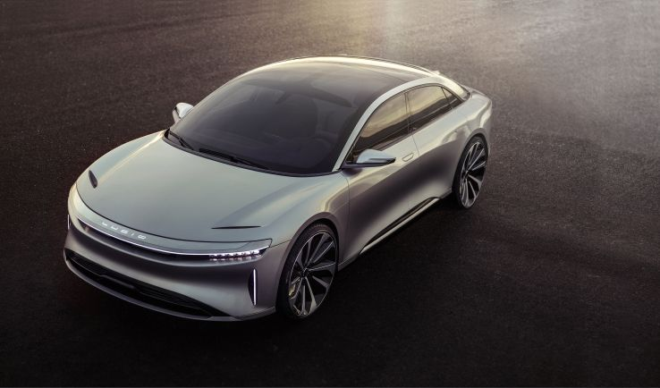 Lucid Motors unveils its long-awaited Electric Air
