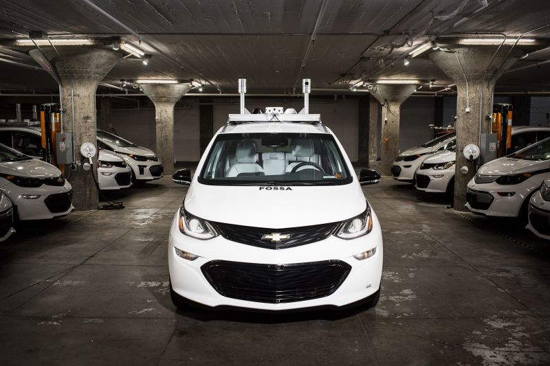 GM Expands Testing and Deployment of Self-Driving Cars in Michigan