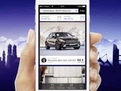 "Mercedes launched its ""Croove"" app for peer-to-peer car renting"