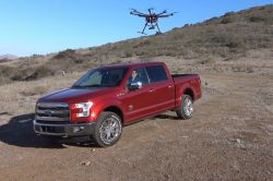 Why is Ford Interested in Using Drones with Driverless Cars?