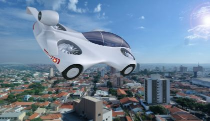 Flying cars are not far away: at least some are under testing