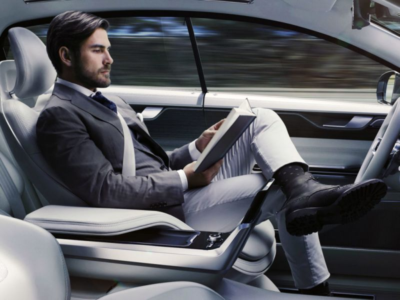 Why is everybody eyeing fully autonomous cars?