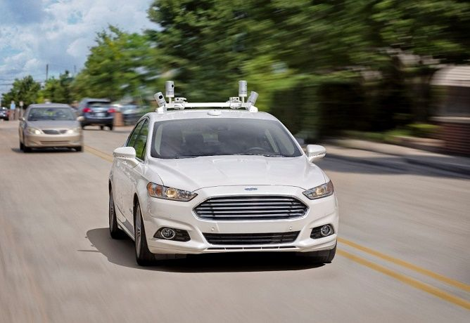 Ford Targets Autonomous Driving for 2021
