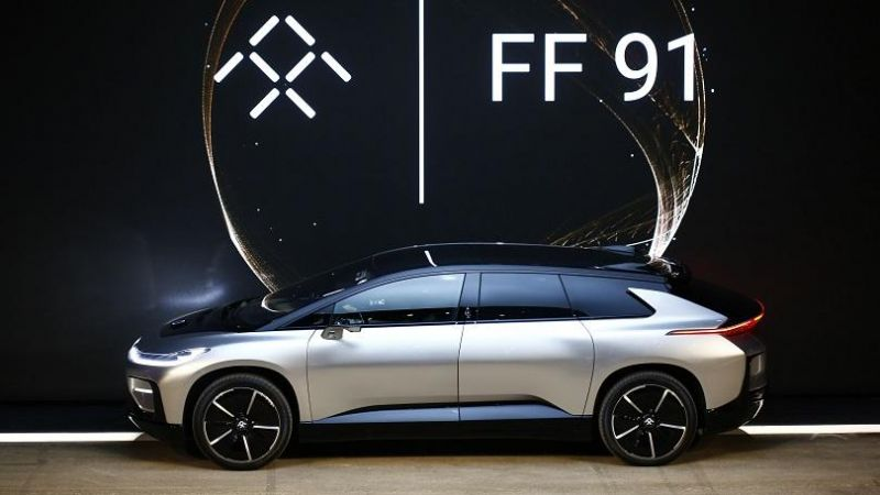 Faraday Future claimed 64,000 reservations after its FF91 debut