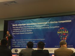 Successfully end of North American Automotive Innovation & Entrepreneurship Competition