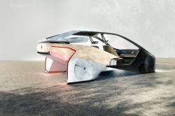 BMW unveils a futuristic concept car sculpture at CES 2017
