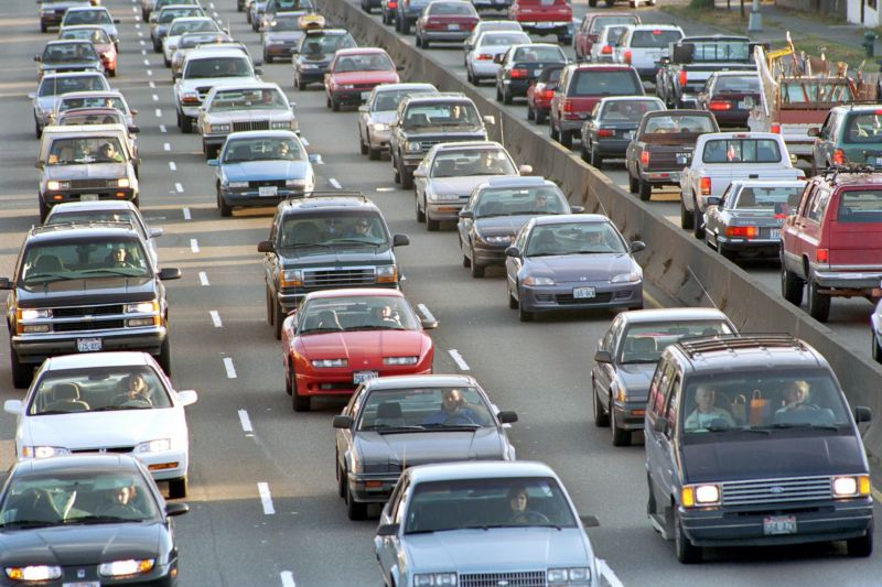 How Self Driving Cars Will Reduce Traffic