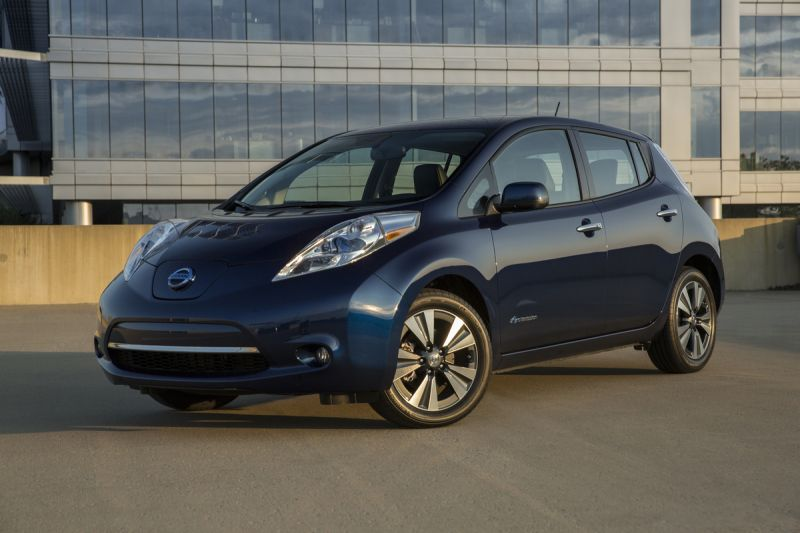 Nissan To Test Self-Driving Leaf In London Next Month