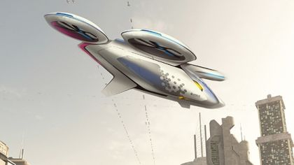 Airbus Looks To Test Flying Cars By The End Of 2017