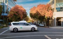 Waymo Testing Self-Driving Minivan Starting This Month