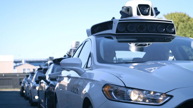 Uber to open its driverless car research center in Detroit
