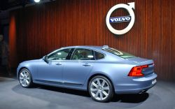 Volvo enters the crowded ride-sharing business