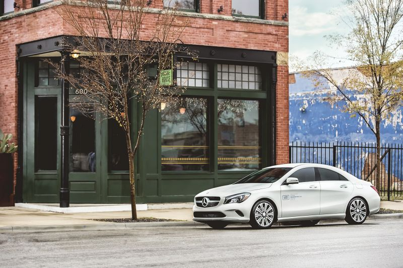 Car2go Gets Upscale Vehicles Thanks To Mercedes-Benz