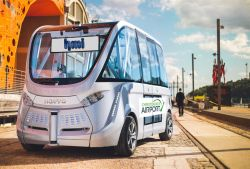 New Zealand Launches Self-driving Pilot Program at Christchurch Airport