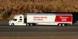Are Uber's Driverless Trucks Violating California Law?
