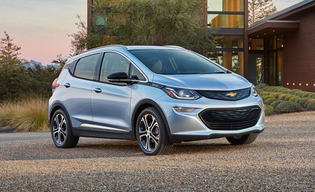 GM to Add Fleet of Chevrolet Bolts for Car-Sharing Service