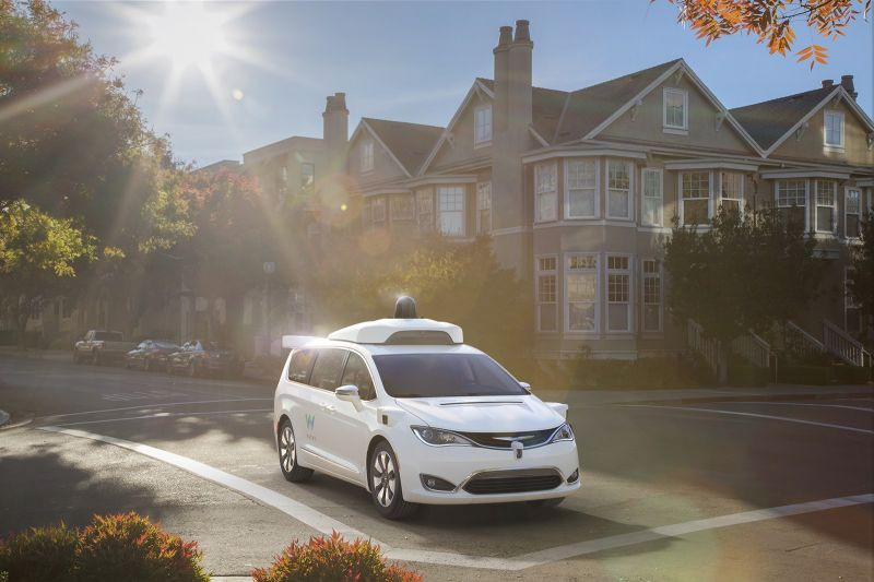 Waymo Claims Former Employee Stole Secrets in Lawsuit Against Uber