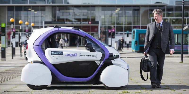 Britain Lays Down Rules For Car Insurance Companies and Autonomous Cars