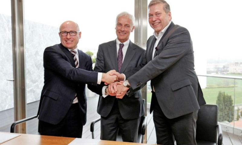 Volkswagen, Tata Partner to Bring Mobility Services to India