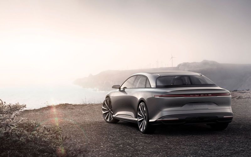 Lucid Motors' All-Electric Air Priced Reasonably at $60,000