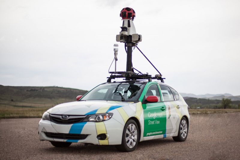 Google Street View Technology Expands to Mapping Methane Leaks