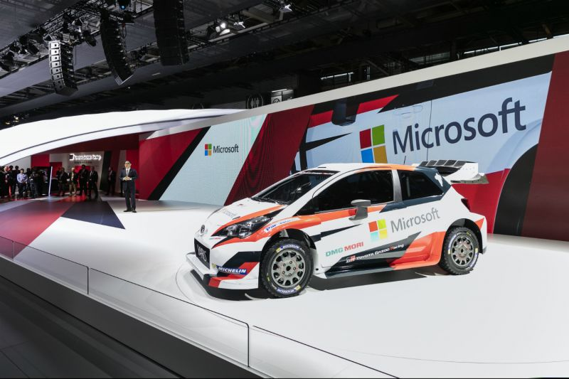 Microsoft Offers Connected Car Patents to Toyota, Establishes Partnership