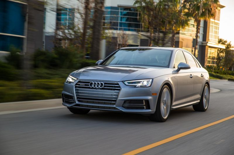 Audi Doesn't Want to Fall Behind, Plans to Buy Car-Rental Startup