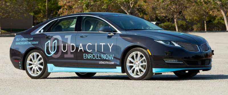 Udacity Planning Spin-Off Company to Build Driverless Taxis