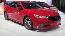 Acura Debuts the new 2018 TLX at the New York Auto Show