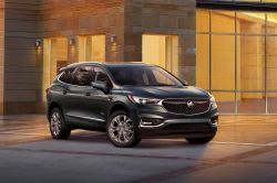 Buick introduces the new Enclave Avenir SUV