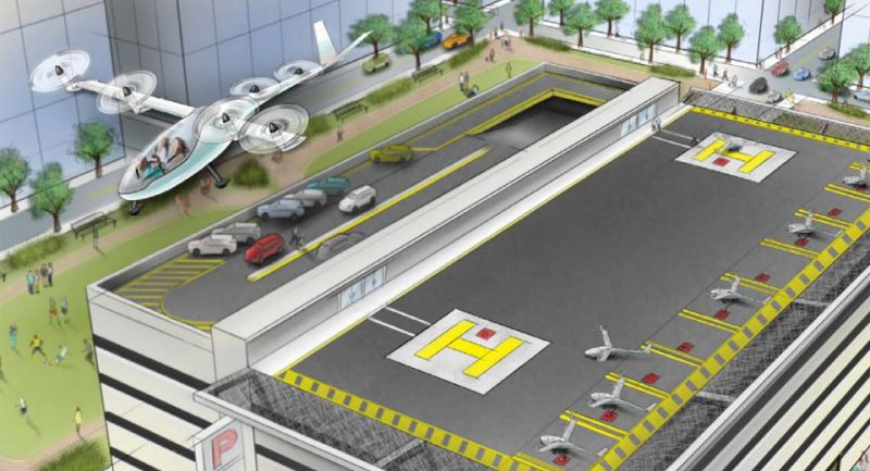 Uber to Detail its Flying Car Concept This Week