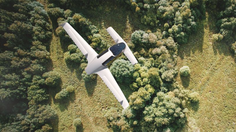 Lilium Aviation's EV VTOL Aircraft Completes Series of Flight Tests