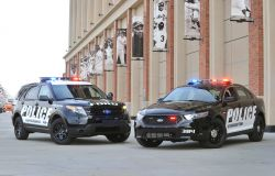 Ford to Develop Special Driverless Fleet for Law Enforcement Use
