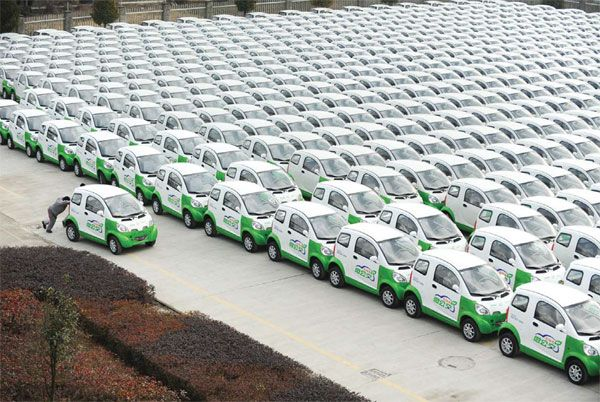 China's Strict Pollution Standards Will Make the Country Hub for EVs