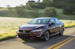 Hydrogen Fuel-Cell Cars Creeping Up on EVs But Have a Long Way to Go