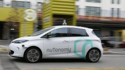 Autonomous Driving Start-Up nuTonomy to Expand its Boston Self-Driving Tests
