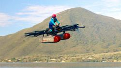 A Flying Car by the end of this year? Kitty Hawk gets much attention