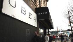 """Uber under criminal probe for its software """"Greyball"""""""
