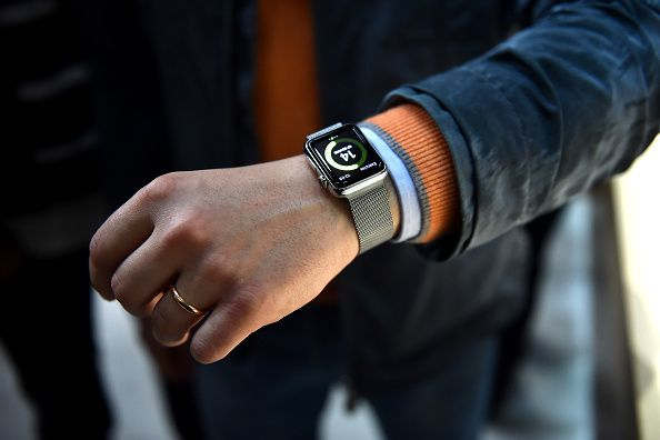 Pay at the Gas Pump with Apple Watch and Ford Sync 3