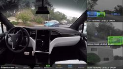 Tesla Requests Camera Data from Model S and X Owners