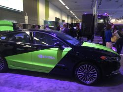 Nvidia is partnering with Toyota on future autonomous car development