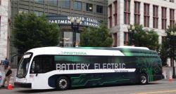 Proterra Launches Pilot Program for Autonomous Buses