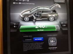 Tesla Model X 'Range Anxiety'