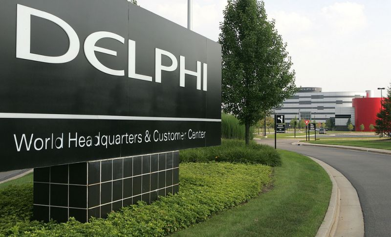 Investors Like Delphi's Work on Connected Cars and EVs